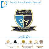 Fabricante elegante do emblema do Pin do ouro da alta qualidade