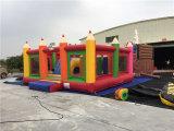 Campo de jogos inflável do Bouncer inflável novo de Pencial do projeto 2616