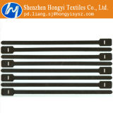 Mehrfachverwendbare Haken-und Schleifen-Befestigungsteil-Flausch-Kabelbinder
