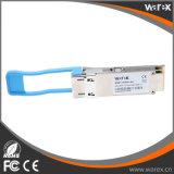 Steun LC, 10 Km, Vier 10Gbps CWDM golflengtenQSFP+ van het multi-Tarief van Cisco qsfp-40g-LR4 de compatibele 40GB zendontvanger