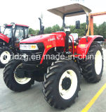 110HP Farming Tractor with Paddy Tyres