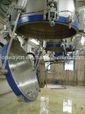 Tq hoch leistungsfähige energiesparende industrielle Wasserdampfdestillation-Destillation-Maschinen-Zitronengras-Öl-Destillieranlage