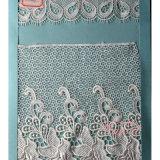 Guarnizione alla moda di nylon del merletto per il vestito