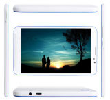 8 pouces Mtk6580 Quad Core RAM1GB ROM16GB 800*1280 IPS Front 0.3MP/2.0MP Rear 2.0MP/5.0MP avec Flashlight	Tablette PC de téléphone