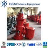 Válvula de descarga marina del vacío de la presión para el tanque de petróleo del cargo