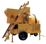 Selbstladender hydraulischer Dieselmotor-Betonmischer