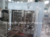 Forno de secagem de circulação de ar quente para gêneros alimentícios