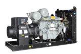 パーキンズエンジン及びブラシレス交流発電機が付いているAosifの防音の発電機