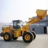 Carregadora de roda 5T de mineração e construção Zl50g