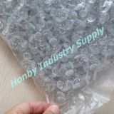 a torção principal plástica desobstruída de Upholstery de 13mm fixa a aderência de polegar