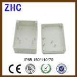 Caixa plástica ao ar livre impermeável do cerco da conexão de cabo do PVC de 150*150*70 Rt
