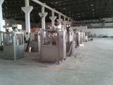 Máquina de enchimento Njp-400 de alta capacidade de transmissão automática de cápsulas