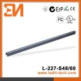 線形管Ce/UL/RoHS (L-227-S60-RGB)をつけるLED媒体の正面
