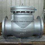 задерживающий клапан качания Wcb RF стали углерода 150lb/300lb