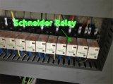 Rotulador caliente de Fed de la máquina y del rodillo de etiquetado del pegamento del derretimiento