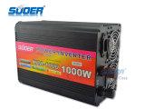Inversor de la potencia del inversor de Suoer 1000W 12V con el cargador (HAD-1000C)
