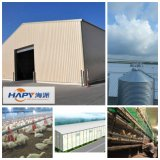 Hapy Z Steel per Prefabricated Metal Panel System 2016