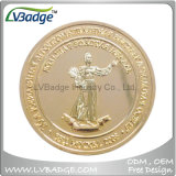 高品質の軍の金属の硬貨