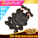7A Peruvian Body Wave Virgin Menschenhaar 100% Extension Lbh 178