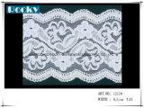 garniture élastique de lacet de 16cm pour la robe de dames