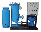 Sistema automático de la limpieza de la bola de cobre amarillo del tubo del cambiador de calor del condensador