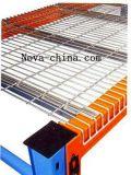 Umgekehrtes F Support Wire Mesh Decking für Pallet Rack