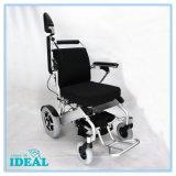 Kleines 4L faltbarer und beweglicher elektrischer Rollstuhl