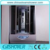 O luxo computarizou o chuveiro do vapor da massagem do banheiro (GT0530)