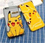 Горячее продавая Pokemon идет высокое качество шаржа в случай мобильного телефона TPU