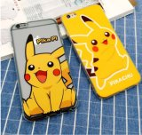 Pokemon vendedor caliente va alta calidad de la historieta para la caja del teléfono móvil TPU