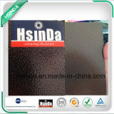 Ral Color Texture Hammer Pwoder Paint Coating