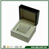 Caixa de relógio de madeira contínua personalizada venda por atacado do pulso