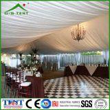 Tienda del partido de la boda y del acontecimiento de la decoración de la guarnición de la azotea