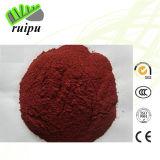 자연적인 음식 착색제 빨간 거치된 밥