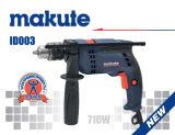 Качество сверла удара Makute ID003 самое лучшее в електричюеском инструменте Кита