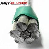 Base de aluminio drenada dura del conductor y del acero (conductor de ACSR)