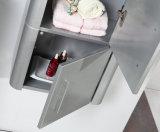 A parede popular do projeto pendurou a mobília do gabinete de banheiro de duas portas para o hotel