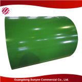 Bobinas de PPGI da bobina de aço galvanizada mergulhada quente do preço de Jiangsu