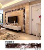 大理石のホテルのドアFramのためのプロフィールによって包まれるPVCタイルの鋳造物