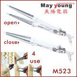 Preço de fábrica Mch Heating Fast 2 in 1 Hair Straightener
