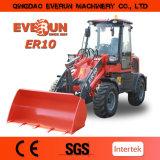 La palette d'Everun bifurque petit chargeur de roue de 1 tonne