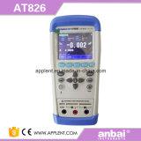 100ohmシグナルのリソース(AT826)が付いているデジタル手持ち型のLCRメートル