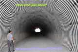 Труба большого диаметра поставкы Corrugated стальная