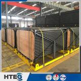 Wärmeübertragung-Dampfkessel zerteilt GB3274 Enameld Gefäß-Luft-Vorheizungsgerät für industriellen Dampfkessel
