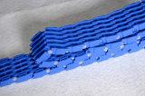 Chaîne en plastique de usinage de empaquetage de séparation pour séparer des produits