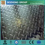 Plat antidérapage en aluminium des prix concurrentiels 5050 chauds de bonne qualité de vente