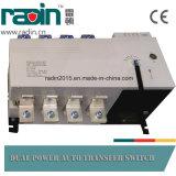 RDS2-630 3p se doblan interruptor automático de la transferencia de la potencia (ATS), interruptor de cambio auto
