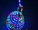 Chaud-Vente de l'arbre d'éclairage de corde, arbre d'éclairage de Noël