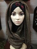 Moslim Islamitische Katoenen van Hijabs van de Sjaal van Hijab van Vrouwen Hijab Sjaals
