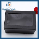 明確なPVC Windows (CMG 8月17日)が付いているKeychainの紙箱